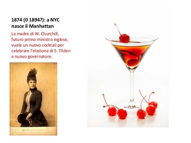 Proibito e maledetto un singolare sguardo sull evoluzione for Manhattan cocktail storia
