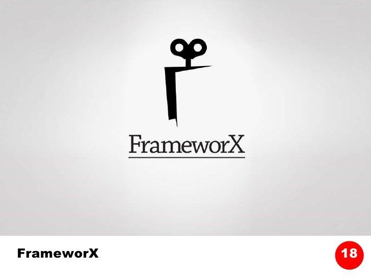 FrameworX 18