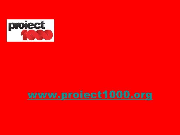 www.proiect1000.org