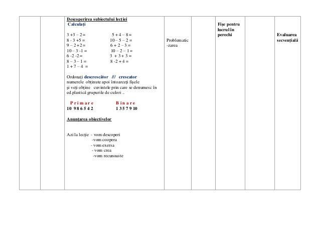 Descoperirea subiectului lecţiei Calculaţi 3 +3 – 2 = 5 + 4 – 8 = 8 - 3 +5 = 10 – 5 – 2 = 9 – 2 +2 = 6 + 2 – 3 = 10 – 3 -1...