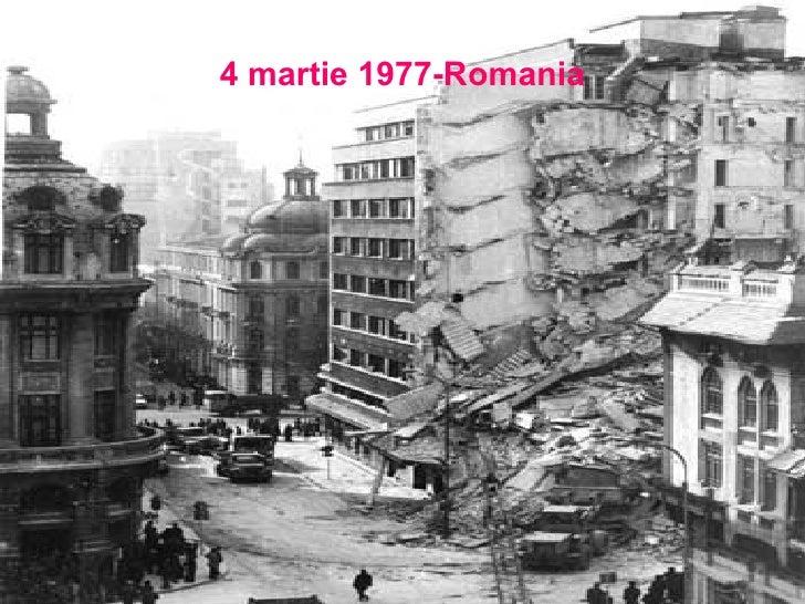 4   martie 1977-Romania