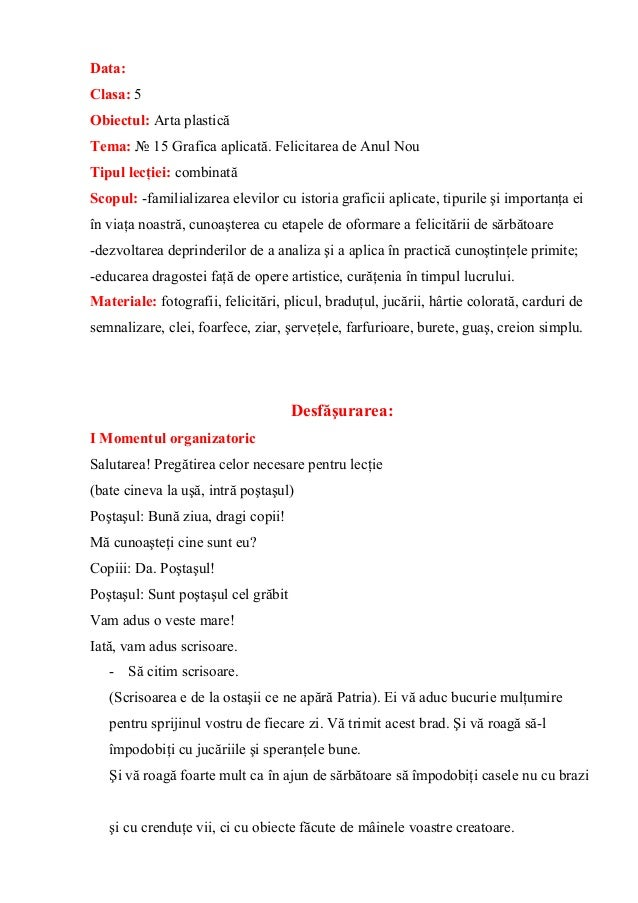 Proiect didactic grafica Slide 2