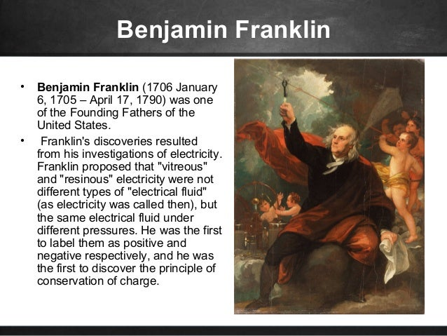"""benjamin frankilns discoveries in different areas Other discoveries led franklin to the necessity of embracing a physical theory different from that of newton"""" franklin benjamin 1993 benjamin franklin."""