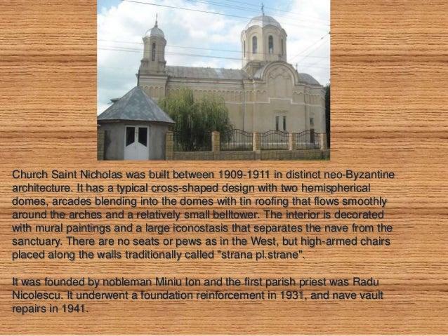 Church Saint Nicholas was built between 1909-1911 in distinct neo-Byzantine architecture. It has a typical cross-shaped de...