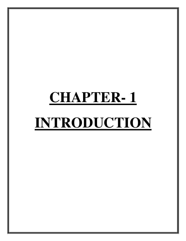 an analysis of the topic of the chapter nine and the introduction to the four objectives Fast food nation introduction summary & analysis from litcharts | the creators of sparknotes  the most dangerous job chapter 9:  chris fast food nation .