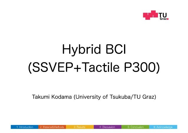 Hybrid BCI combination with Tactile P300 and SSVEP Paradigm