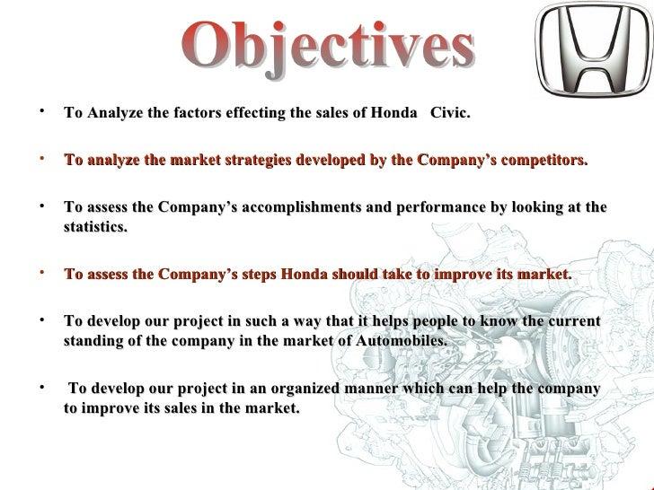 pricing strategy of honda company