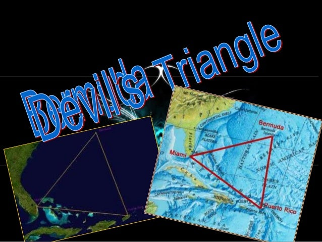 This is what happens in the Bermuda Triangle Lets see what exactly Bermuda triangle is.
