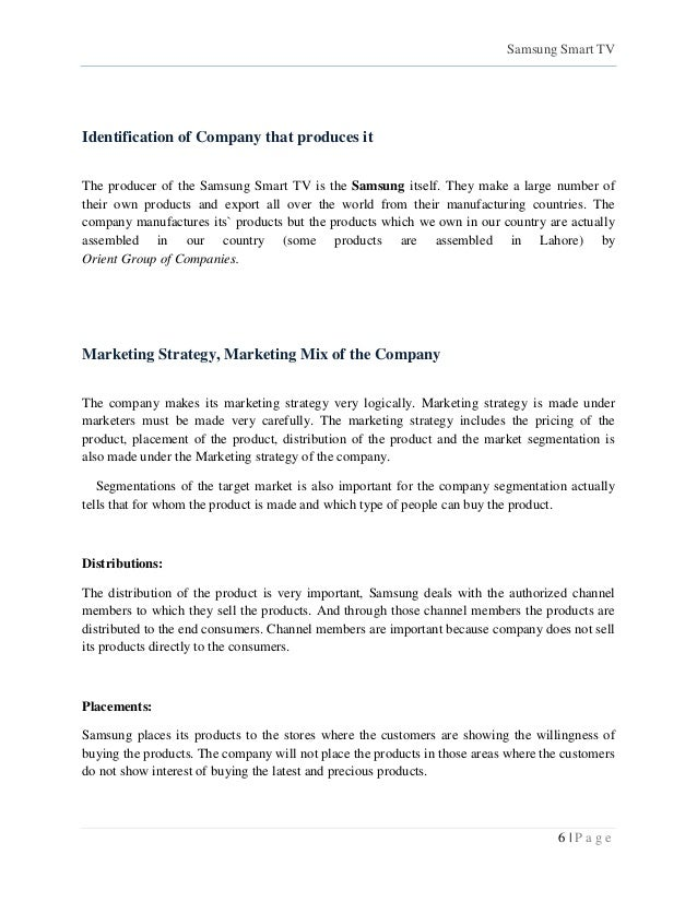 marketing plan of toshiba Easy 1-click apply (toshiba america business solutions) product marketing specialist job view job description, responsibilities and qualifications.