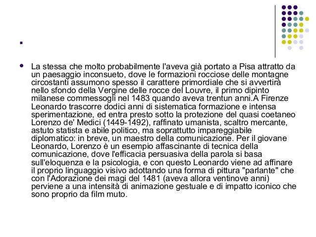 .  La stessa che molto probabilmente l'aveva già portato a Pisa attratto da un paesaggio inconsueto, dove le formazioni r...