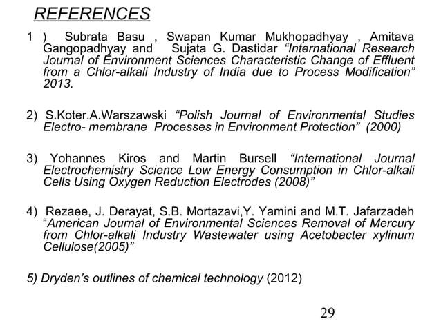 """REFERENCES  1 ) Subrata Basu , Swapan Kumar Mukhopadhyay , Amitava  Gangopadhyay and Sujata G. Dastidar """"International Res..."""