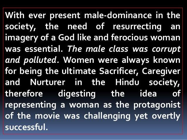 Portrayal Of Women In Hindi Cinema