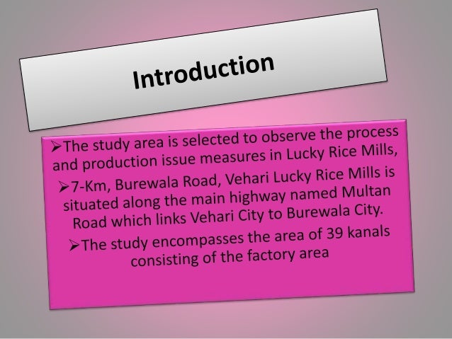 project on rice industry From initial site-selection through project completion, hansen-rice,  that is unique in the construction industry  in erection services hansen-rice,.