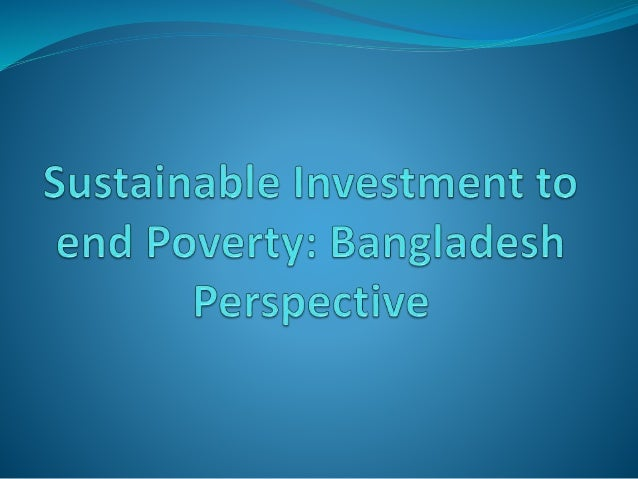 Background World is fighting to remove the poverty from the society. Many welfare organizations have contribution to reduc...