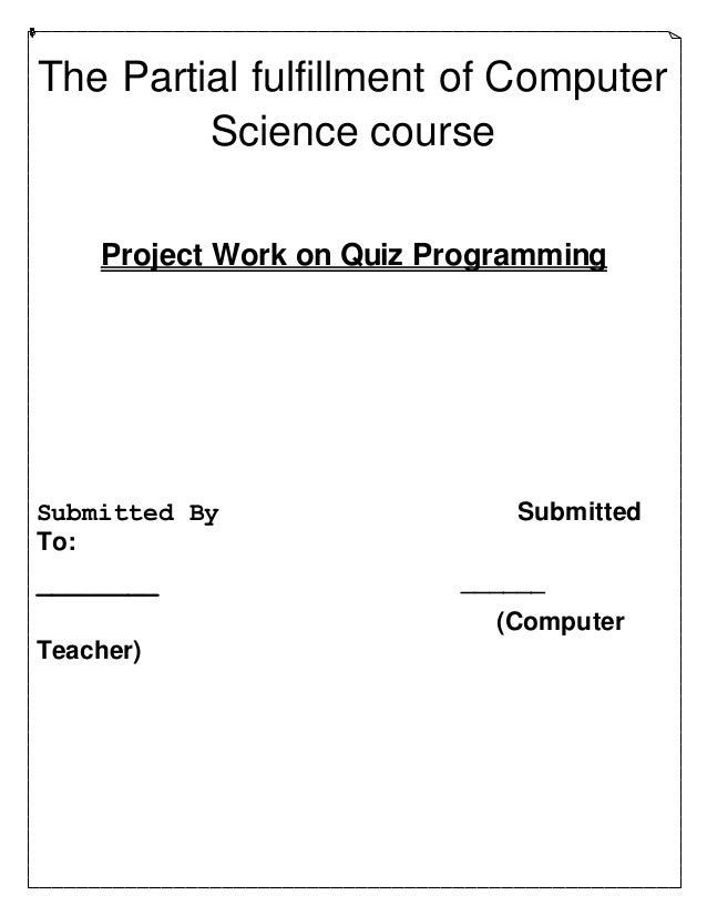 C++ class 12 cbse quiz programming (Compiled using Turbo C++) Slide 2