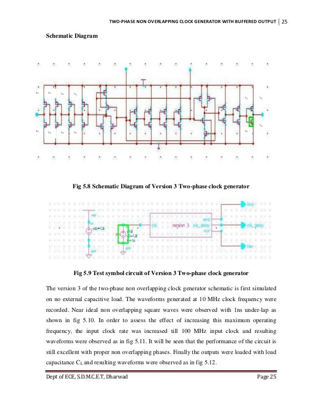 Design of two phase non overlapping low frequency clock generator 25 two phase non overlapping clock generator with buffered output schematic diagram cheapraybanclubmaster Images