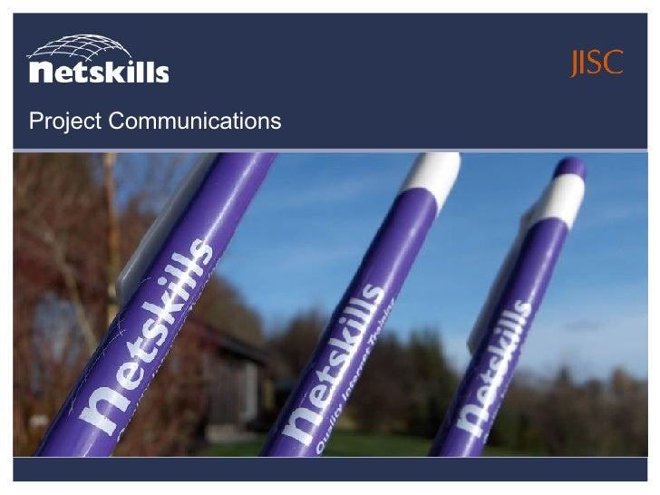 Project Communications