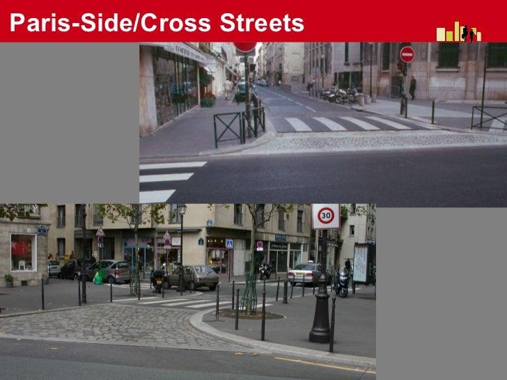 Paris-Side/Cross Streets