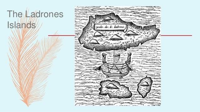 The Ladrones Islands