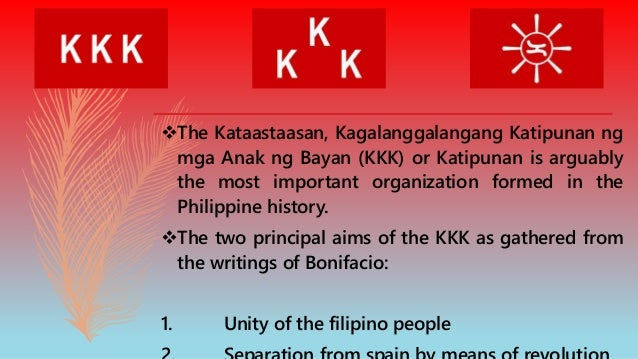 – Bonifacio came out after the failure of the reform movement headed by Rizal and M. Del Pilar. This paved way for a more ...