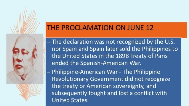 –1964 - President Diosdado Macapagal signed into law Republic Act No. 4166 designating June 12 as the country's Independen...