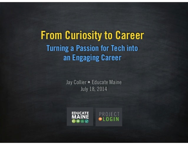 Turning a Passion for Tech into 