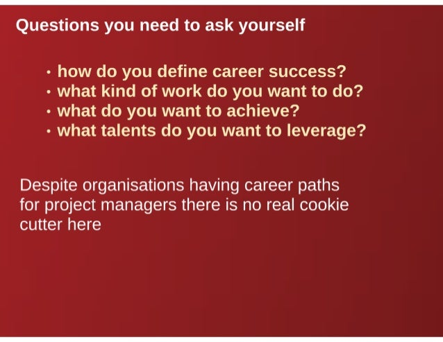 how to make a career in management