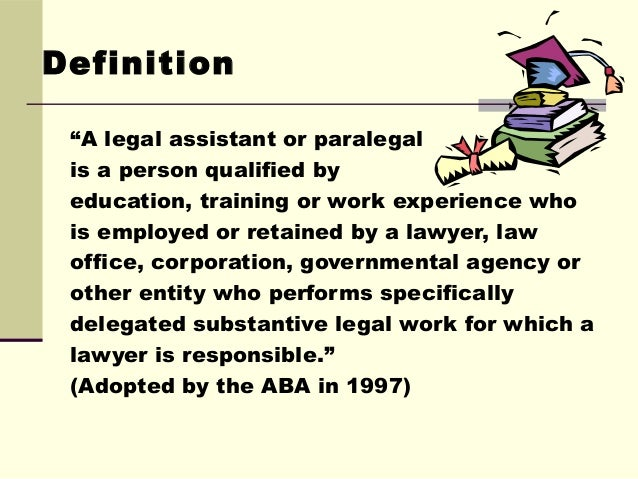 What does a paralegal learn