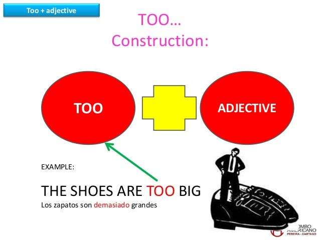 course 5 unit 13 the use of too adjective