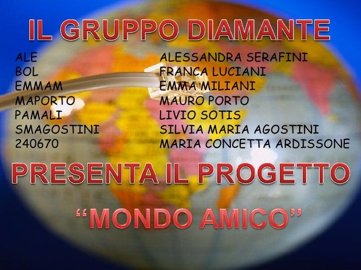 ALE ALESSANDRA SERAFINI BOL    FRANCA LUCIANI EMMAM    EMMA MILIANI MAPORTO   MAURO PORTO...