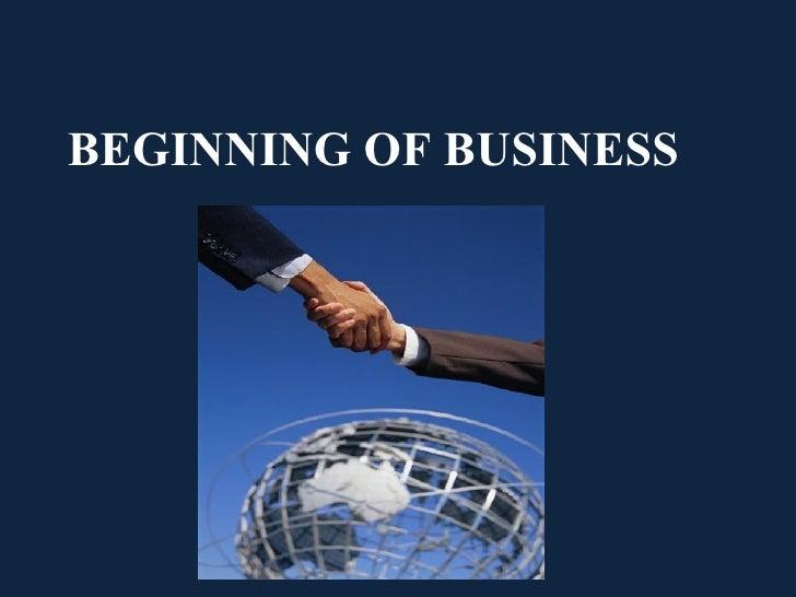 Business Environment Slide 2