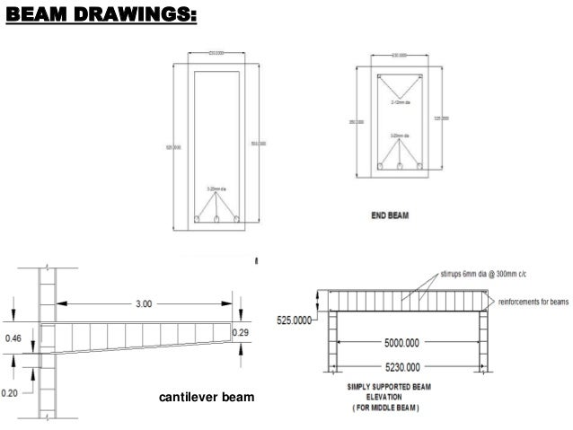 PLANNING,ANALYSIS,DESIGNING AND ESTIMATION OF CANTILEVER