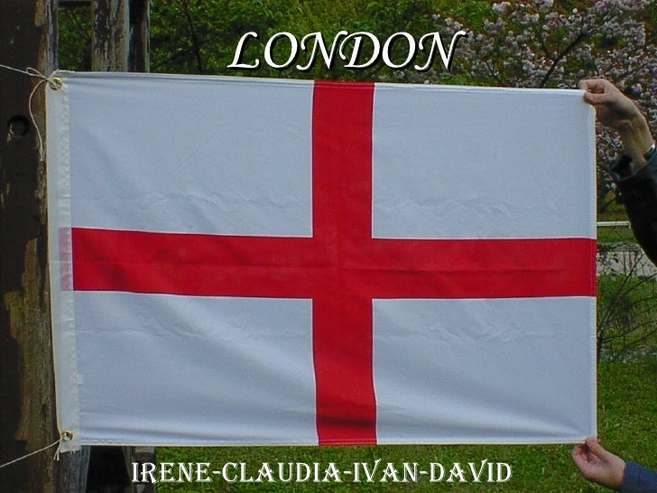 IRENE-CLAUDIA-IVAN-DAVID LONDON