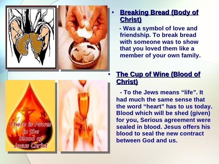 Holy Eucharist And Basic Catechism Of The Holy Mass