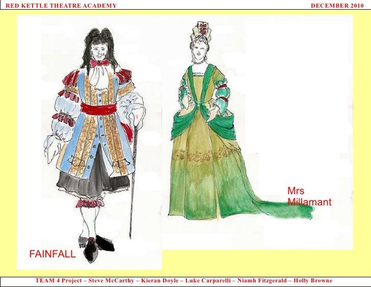 FAINFALL Mrs Millamant