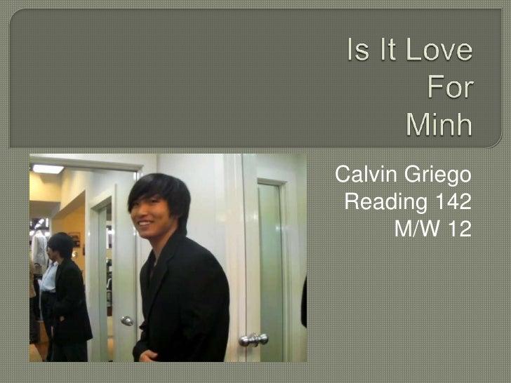 Calvin Griego Reading 142      M/W 12