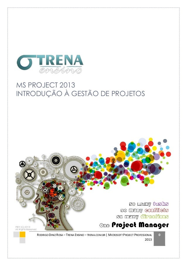 ms project 2013 user manual
