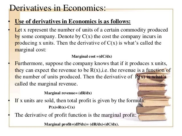APPLICATION OF DERIVATIVES DOWNLOAD