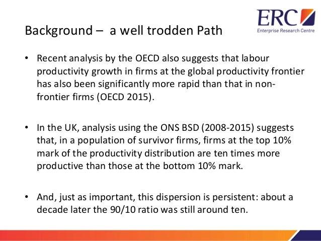 Project 7   Understanding local Productivity Disparities Slide 2