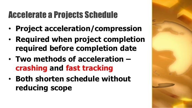 what are the advantages and disadvantages of reducing project scope to accelerate a project How to reduce project scope +1  reducing the scope is always in the  - explain why reducing the scope will benefit the project as a whole and will accelerate.