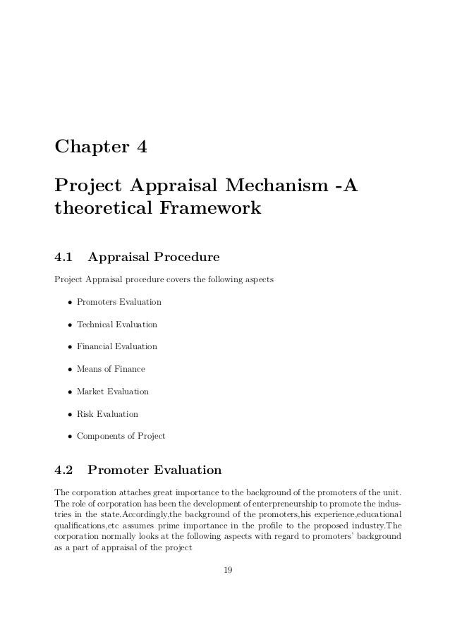 5 Methods of Project Appraisal – Explained!