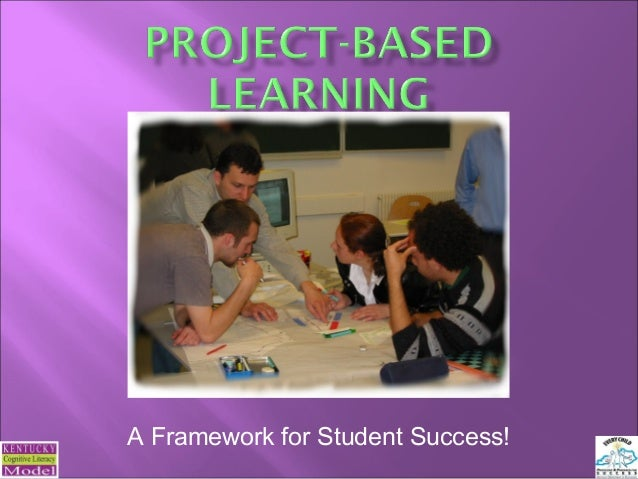 A Framework for Student Success!