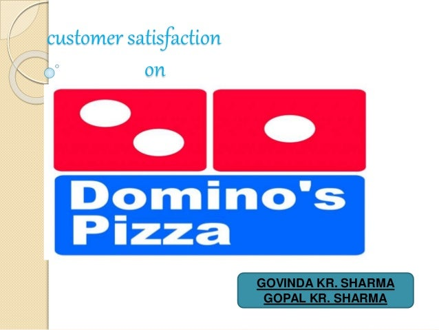 """domino pizza customer retention policy dissertation Master thesis 1-year level, 15 credits spm 2013xx implementing a system of customer relationship management recurring issues and necessary perspectives of the  the philosophical bases of crm """"are a relationship oriented, customer retention and superior customer value created through process management it is the 'glue' that holds."""