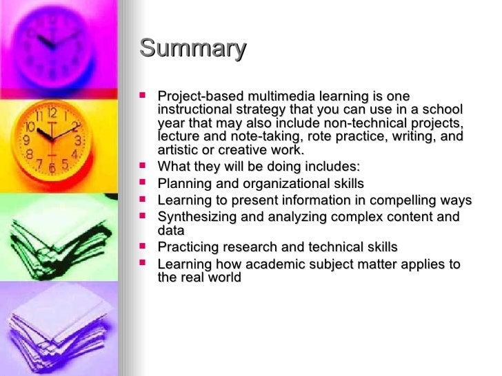 project based learning powerpoint