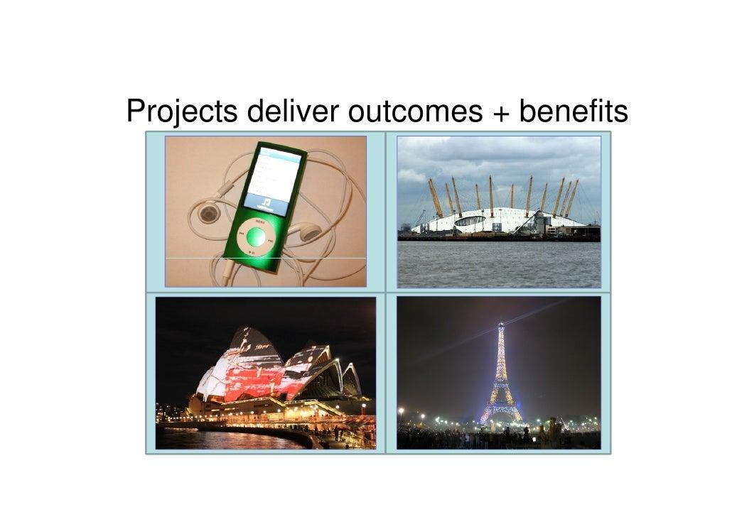 Project Benefits Realisation   General Presentation   7 Actions   G Byatt Slide 2