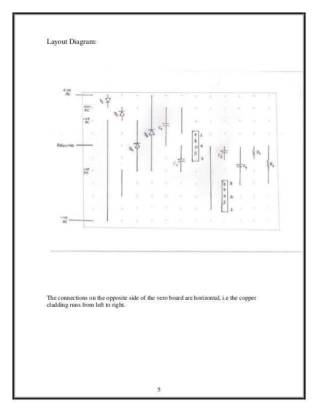 project body powersupply timer filter7thsem