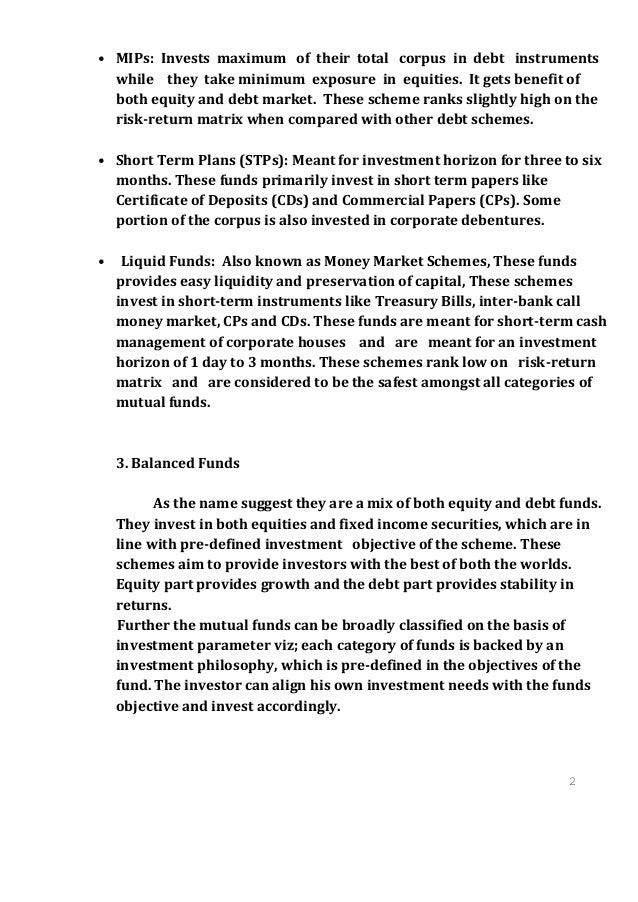 Dorable Fund Prospectus Template Pattern Resume Ideas namanasacom