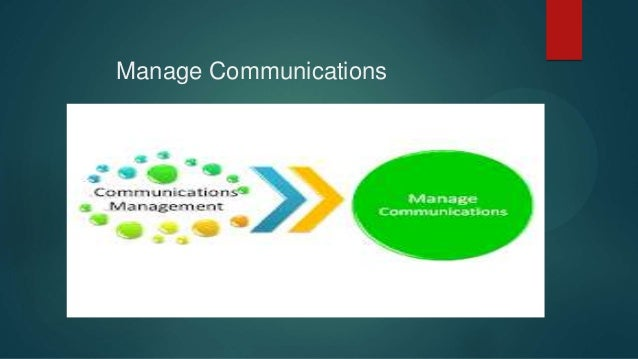 Control Communications