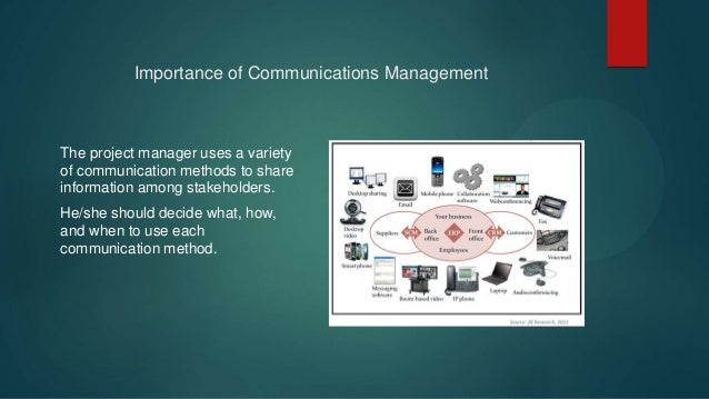 Project Communication Management Is the processes that are required to ensure timely and appropriate planning, collection,...
