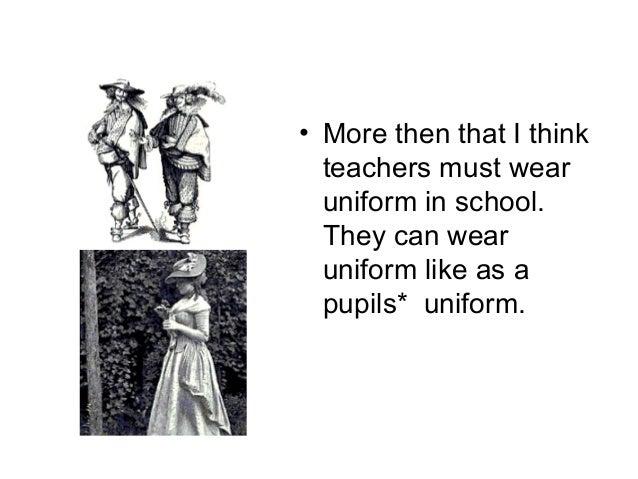 Can a boy wear a skirt to school essay